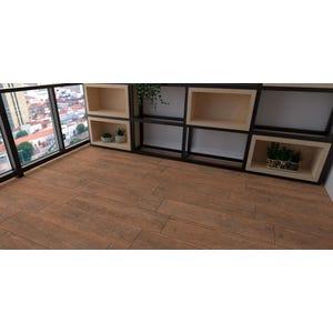 Porcelanato Chale 24,5x100 cm (10 Faces)- caja=2.2mt2- $14.995 mt2 c/IVA - ICFIVE