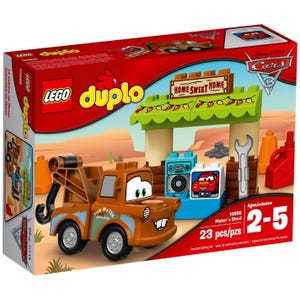 LEGO DUPLO - Cobertizo de Mate
