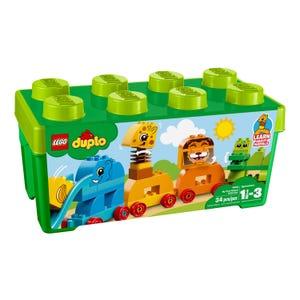 LEGO DUPLO - Caja de bricks: Mis primeros animales