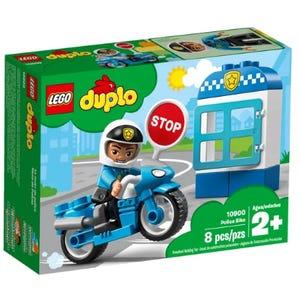 LEGO DUPLO - Moto de Policía