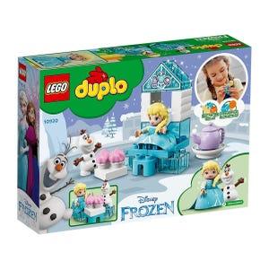 LEGO DUPLO - Fiesta de Té de Elsa y Olaf