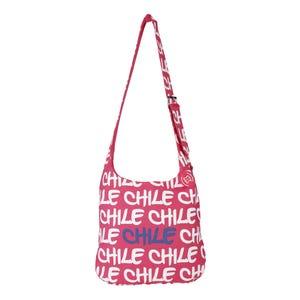 BOLSO EVA CHILE FUCSIA/AZUL LARGE