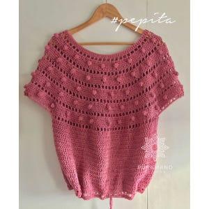 Sweater Pepita