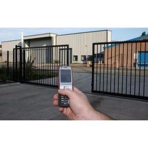 Abrepuerta GSM (solo equipo no incluye instalación)