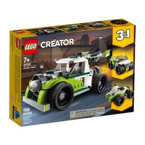 LEGO CREATOR - Camión Jet