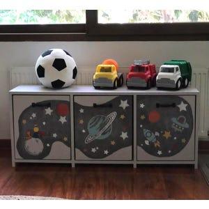 Mueble Funcional 3 cajones