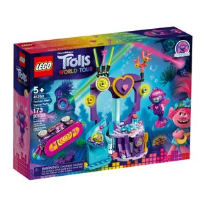 LEGO TROLLS - Fiesta de Baile en Techno Reef