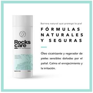 óleo regenerador de la piel  Rockscare
