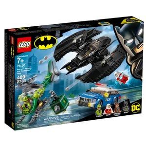 Batiplano de Batman™ y el Asalto del Ace