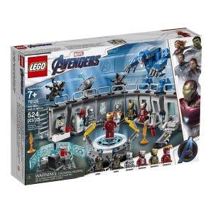 Iron Man: Salón de Armaduras