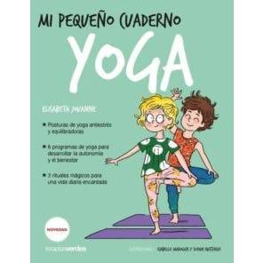 Mi Pequeño Cuaderno de Yoga.