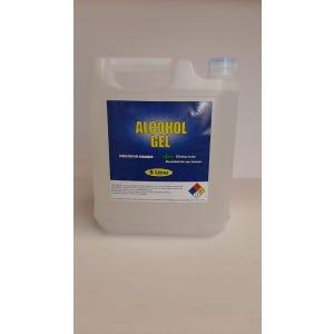 alcohol gel 5 litros al 70% certificado