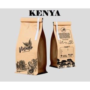 Café de especialidad en grano Kenya