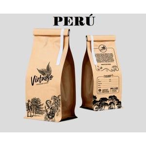 Café de especialidad en grano Perú