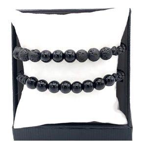 Set pulseras Onix