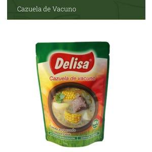 CAZUELA DE VACUNO 450 gr- PLATO PREPARADO EN POUCH