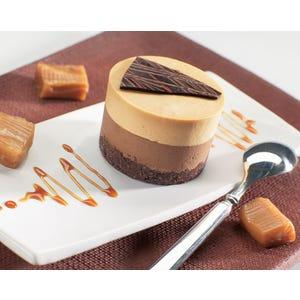 Sablé Chocolate Caramelo Congelados 16 unidades x 90 grs.