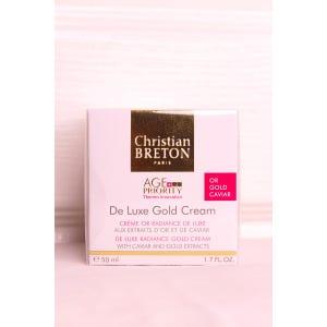 Christian Bretón De Luxe Gold Cream
