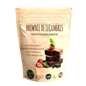BROWNIE DE LEGUMBRES 500 GRS.