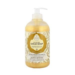 Jabón Vegetal Luxury Gold 500 ml