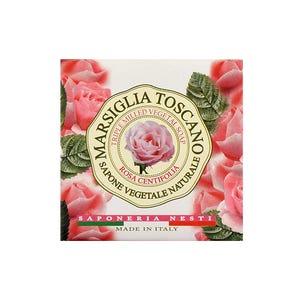 Jabón Vegetal Barra Marsiglia Rosa 200gr