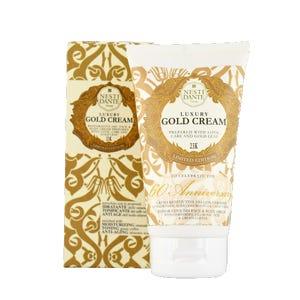 Crema Rostro y Cuerpo Luxury Gold 150 gr