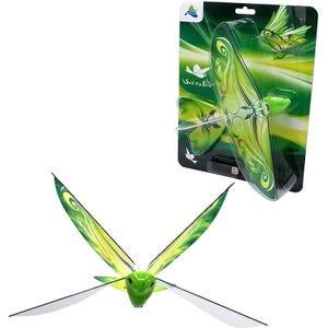 eBird Pájaro Electrónico Vuela Solo - Loro Verde