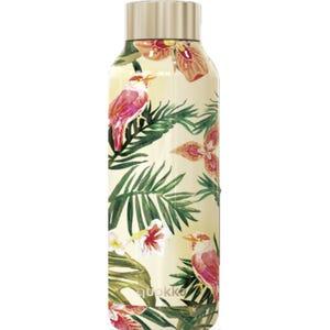 Botella Termica Hidratacion Quokka  510 Ml Flora