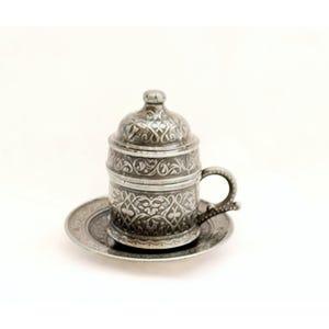 Taza de Cafe Estilo Otomano
