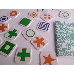 Memorice de figuras geométricas y objetos