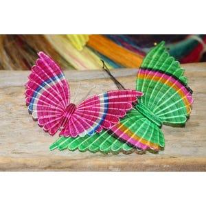 Mariposas Crin Chica