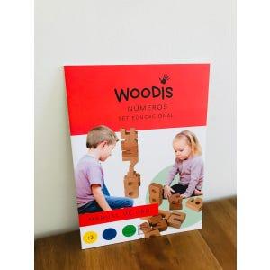 Woodis Números, Manual de Actividades
