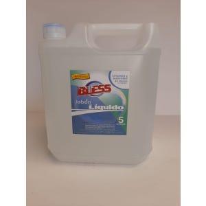 Jabón líquido manos y cuerpo 5 litros