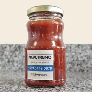 Ketchup Artesanal a base de Tomates Maduros