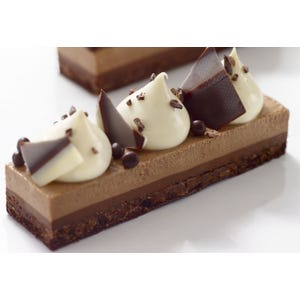 Lingote Tres Chocolates Congelado Frances 16x65gs