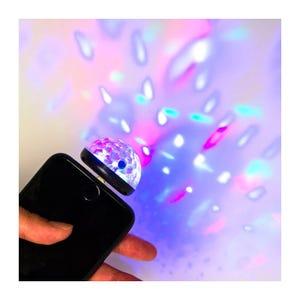 Luz Disco Negra para IPhone