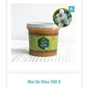 MIEL DE  ULMO 500 Gr