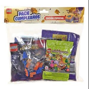 Pack Cumpleaños LEGO