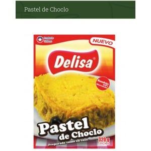 PASTEL DE CHOCLO 350 gr - PLATO PREPARADO MICROONDEABLE