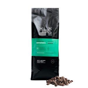 Café en grano Tueste Variable WE ARE FOUR Camaleón 1kg