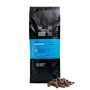 Café en grano Tueste Intenso WE ARE FOUR Plutonio 1kg
