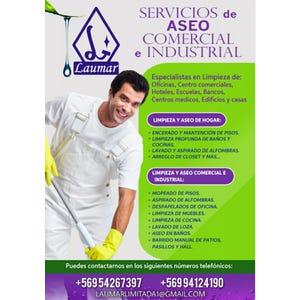 Aseo de hogar,industrial y comercial