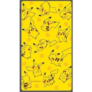 Mouse Pad Pikachu Amarillo