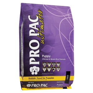 PRO PAC® ULTIMATES™ - Puppy Chicken & Brown Rice 12KG