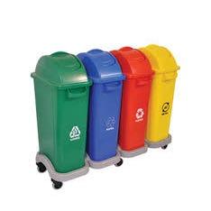 Punto Limpio, cestos de 50 litros