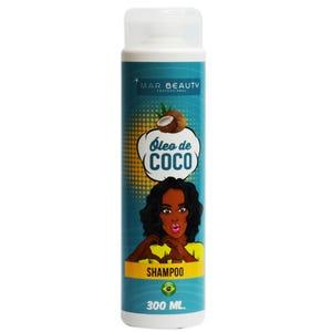 SHAMPOO ÓLEO DE COCO 300 ML / SIN SAL