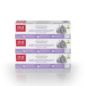 pasta dental SPLAT Aromatherapy 100ml, Pack 3 unidades