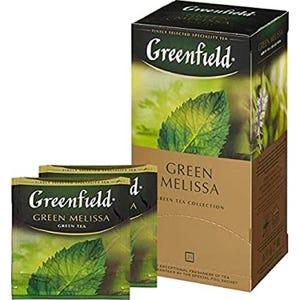 Té Greenfield Green Melissa