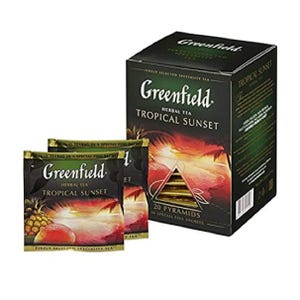 Té Greenfield Tropical Sunset