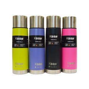 Termo bala Keep 500 ml, variedad de colores